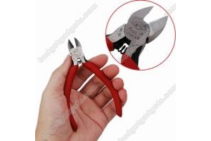 Kềm cắt chân linh kiện, cắt dây.