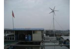 Máy Phát điện bằng sức gió-wind turbine công suất từ 1-20KW