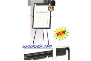 Bảng Flipchart Silicon 3 chân ( chân rút ) FB-33 ( 70 x 100 cm)
