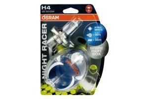 Osram Night Racer Plus +90% H4 12V - 60/55W