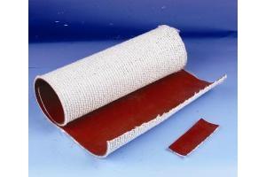 vải sợi thủy tinh phủ silicone chịu nhiệt