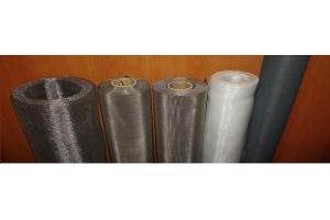 Vách lưới nhà xưởng - Lưới INOX ngăn côn trùng