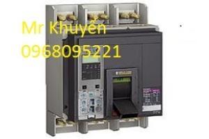 Aptomat schneider MCCB 1250A 3P 70KA NS125H3M2