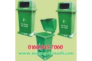 Thùng rác 55 lít và 95 lít giá khuyến mãi