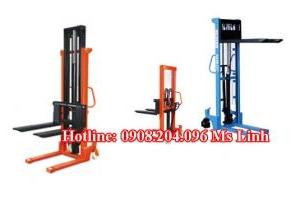 Bán xe nâng tay cao 1m6 và 3m tải trọng nâng 1000kg và 2000kg giá siêu rẻ call 0908204096