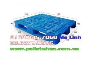 Pallet nhựa giá siêu thấp 290.000đ giao hàng toàn quốc