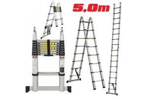 Tìm đại lý phân phối Thang rút Develop Ladder Aluminum