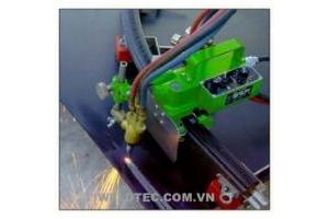 Máy cắt GAS IK-72T tự động 1D, 2D, 3D