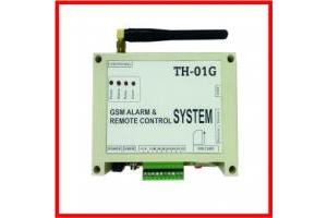 BÁO TRỘM BÁO CHÁY GSM TH-01G