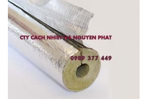 Len định hình dạng ống có giấy bạc