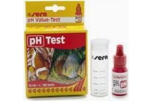 TEST SERA, KIỂM TRA ĐỘ pH TRONG THỦY SẢN