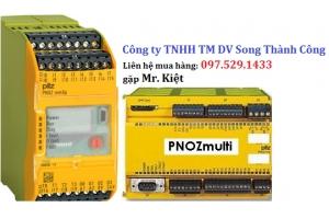 Hệ thống điều khiển tự động, hãng Pilz, ID: 774104 PNOZ