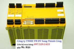 Cảm biến quang Pilz vietnam, cổng hồng ngoại Pilz Việt Nam, Model: 774618 PNOZ XV3.1