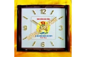 đồng hồ treo tường, đồng hồ để bàn, đồng hồ in quảng cáo