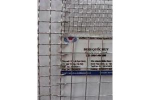 Lưới đan inox 304, Lưới hàn inox 304 2x2, lưới thép mạ kẽm, lưới thép bọc nhựa