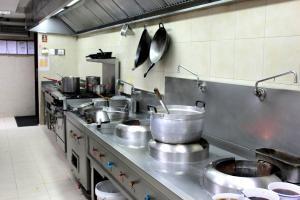 Thiết kế bếp một chiều theo tiêu chuẩn