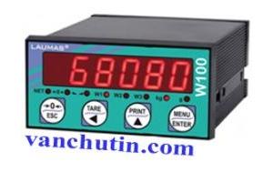Đầu hiển thị W100 Laumas (Indicator W100 )