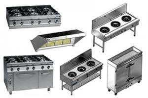 Sản xuất inox bếp công nghiệp, bếp nhà