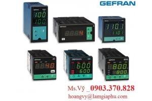 Đồng hồ hiển thị Gefran, bộ điều khiển Gefran