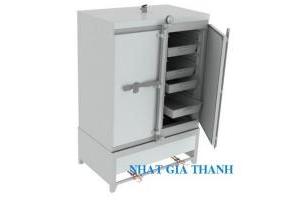 Tủ hấp cơm công nghiệp bằng gas chuyên dụng