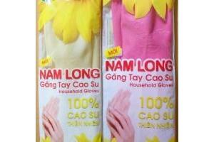 Găng tay cao su công nghiệp – VN001 - Baohovina. Com - giá rẻ!!!!