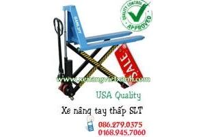 Xe nâng tay thấp lên xe tải 83cm giá cực sốc thanh lý hàng kho call 0908204096 Ms Linh