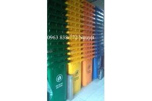 Các điều nên biết về thùng rác hdpe 240 lít