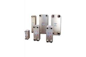 Thiết bị trao đổi nhiệt dạng hàn kín (Brazed heat exchanger)