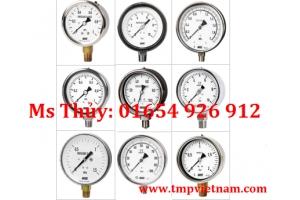 Đồng hồ áp suất Wise - P258 - Wise Vietnam - TMP Vietnam