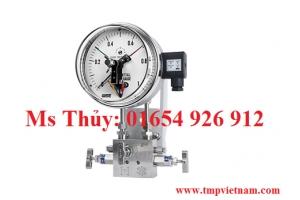Đồng hồ đo chênh lệch áp Wise - P621 - Wise Vietnam - TMP Vietnam