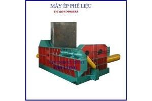 Máy ép sắt phế liệu