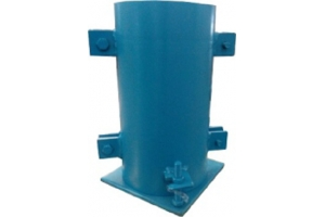 Khuôn mẫu bê tông D150x300mm