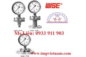 Wise Viet Nam, Đại lý Wise Viet Nam,Đồng hồ áp suất Wise P711XAJEDH029E0, TMP VietNam
