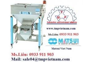 JCT-102SS-J , Máy trộn nhựa Matsui, Đại lý Matsui Viet Nam, TMP Viet Nam