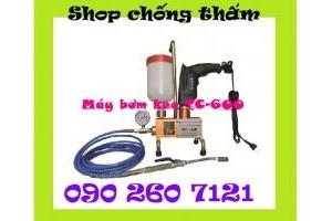 Mua máy bơm keo epoxy pu TCK-500 chất lượng tốt (LH: 0902607121)