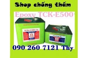 Keo chống nứt TCK-E500, keo epoxy xử lý