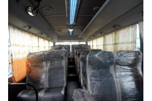Chuyên bán county limousine 2017 điều hòa lóc