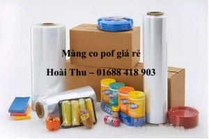 Nguồn cung cấp màng co pOF rẻ