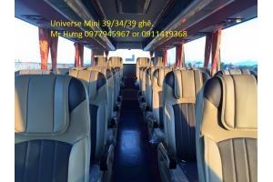 Chuyên bán Universe Mini 34 ghế ngồi cao cấp.