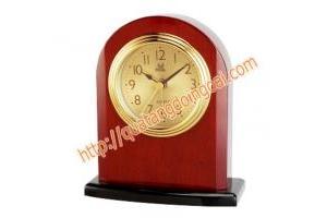Đồng hồ để bàn, in logo lên đồng