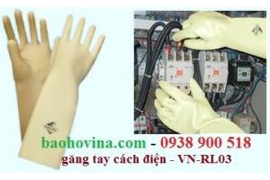 Găng tay cách điện VN-RL03