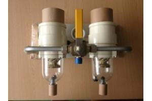 lọc dầu tách nước 75500FH