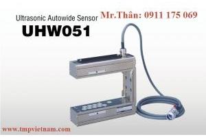 Cảm biến chỉnh biên UHW051 Nireco - Nireco Vietnam