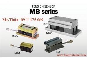 Cảm biến lực căng MB05B / MB05A / MB11B / MB11A / MB25B / MB25A / MB33B / MB33A / MB41 Nireco - Nireco Vietnam