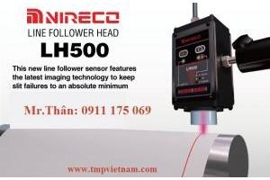 LH500 cảm biến cạnh chính hãng NIRECO - Tăng Minh Phát Việt Nam