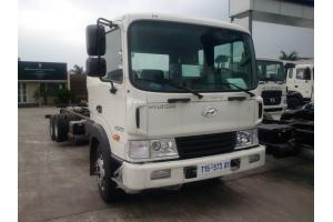 Mua xe tải nặng Hyundai, bảo dưỡng thay