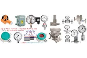 Đồng hồ đo áp suất Wise P110 – Wise Vietnam
