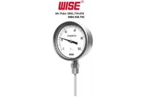 T110 đồng hồ đo nhiệt độ WISE - WISE VietNam