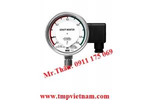 P590 Đồng hồ đo áp suất có tiếp điểm điện Wise – Wise Vietnam
