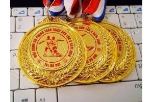 Đúc huy chương ăn mòn, cung cấp huy chương ăn mòn, bán huy chương thể thao